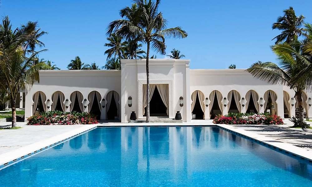 Baraza 5 star beach resorts in zanzibar best resort in for Design hotel zanzibar