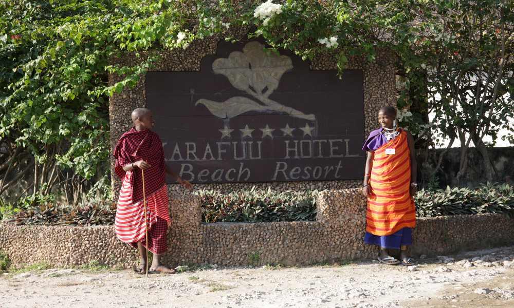 Karafuu Zanzibar Vacation